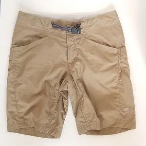 Mountain Hardwear shorts khaki size 2 - 0083